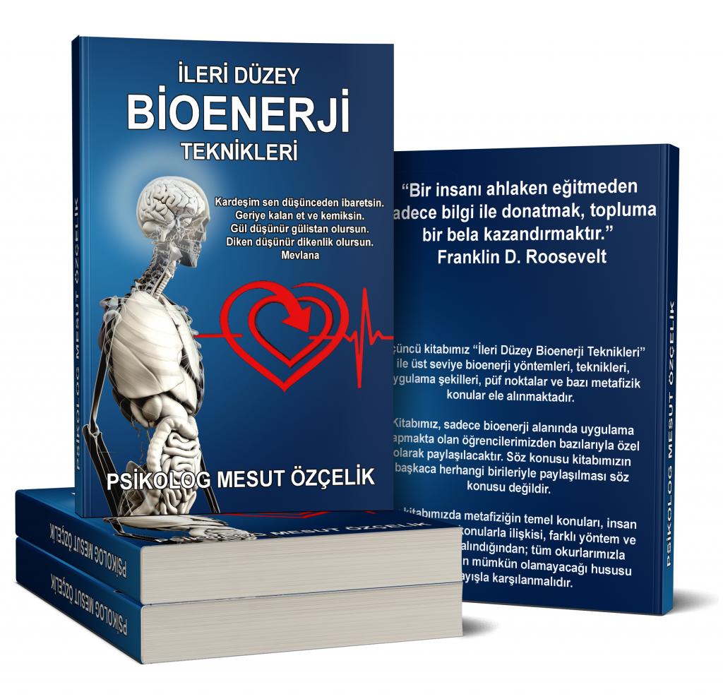 Bioenerji Kitabımız İleri Düzey Bioenerji