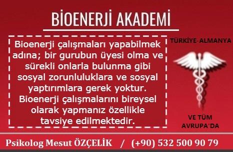 Bioenerji Akademi Bioenerji Eğitimi 19