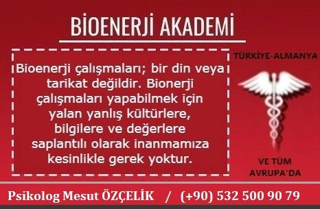 Bioenerji Akademi Bioenerji Eğitimi 1