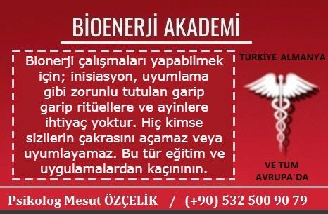 Bioenerji Akademi Bioenerji Eğitimi 8